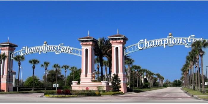 O Retreat em Championsgate Orlando casas de ferias